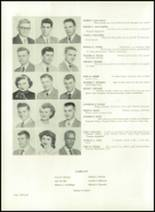 1952 Washington High School Yearbook Page 34 & 35