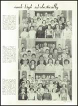 1952 Washington High School Yearbook Page 36 & 37