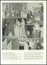 1952 Washington High School Yearbook Page 38 & 39
