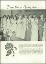 1952 Washington High School Yearbook Page 40 & 41