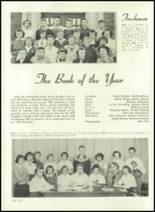 1952 Washington High School Yearbook Page 48 & 49