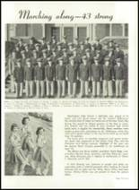 1952 Washington High School Yearbook Page 50 & 51