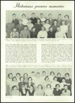 1952 Washington High School Yearbook Page 52 & 53