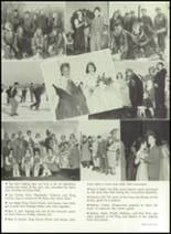 1952 Washington High School Yearbook Page 58 & 59