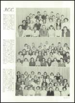 1952 Washington High School Yearbook Page 60 & 61