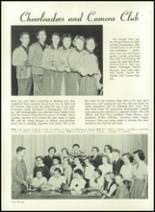 1952 Washington High School Yearbook Page 62 & 63