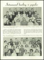 1952 Washington High School Yearbook Page 76 & 77