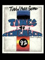 1992 Yearbook Tustin High School