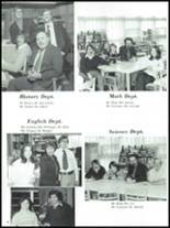 1977 Central High School Yearbook Page 12 & 13