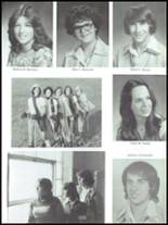 1977 Central High School Yearbook Page 50 & 51