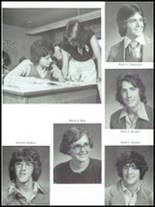 1977 Central High School Yearbook Page 54 & 55