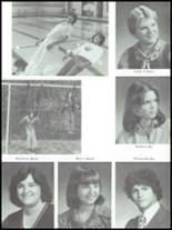 1977 Central High School Yearbook Page 56 & 57