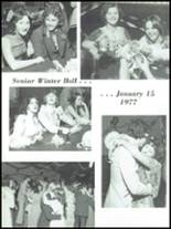 1977 Central High School Yearbook Page 64 & 65