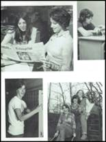 1977 Central High School Yearbook Page 72 & 73