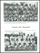 1977 Central High School Yearbook Page 100 & 101