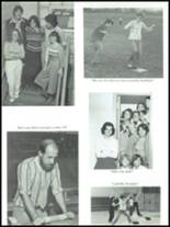 1977 Central High School Yearbook Page 104 & 105