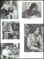 1977 Central High School Yearbook Page 106 & 107