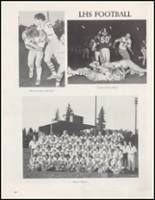 1976 Lynden High School Yearbook Page 28 & 29