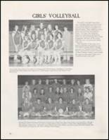 1976 Lynden High School Yearbook Page 32 & 33