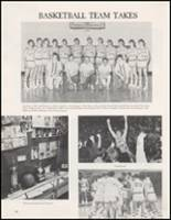 1976 Lynden High School Yearbook Page 34 & 35