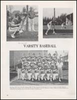 1976 Lynden High School Yearbook Page 42 & 43