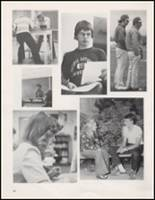 1976 Lynden High School Yearbook Page 54 & 55