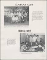 1976 Lynden High School Yearbook Page 68 & 69