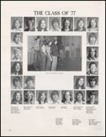1976 Lynden High School Yearbook Page 78 & 79