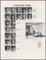 1976 Lynden High School Yearbook Page 84 & 85