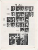 1976 Lynden High School Yearbook Page 86 & 87