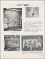 1976 Lynden High School Yearbook Page 92 & 93