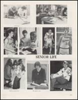 1976 Lynden High School Yearbook Page 116 & 117