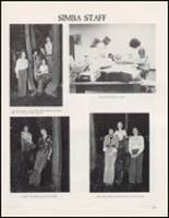 1976 Lynden High School Yearbook Page 128 & 129