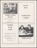 1976 Lynden High School Yearbook Page 136 & 137