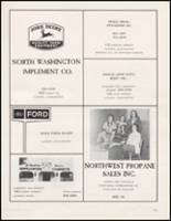 1976 Lynden High School Yearbook Page 144 & 145