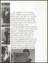 1981 John Muir High School Yearbook Page 20 & 21