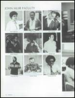 1981 John Muir High School Yearbook Page 28 & 29