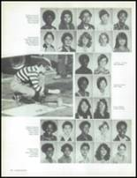1981 John Muir High School Yearbook Page 104 & 105