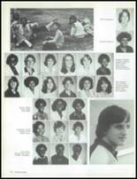 1981 John Muir High School Yearbook Page 108 & 109