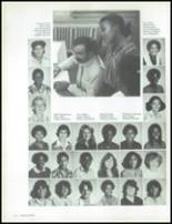 1981 John Muir High School Yearbook Page 116 & 117