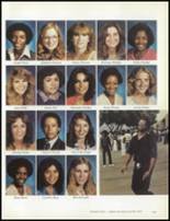 1981 John Muir High School Yearbook Page 152 & 153