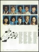 1981 John Muir High School Yearbook Page 160 & 161