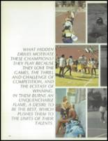 1981 John Muir High School Yearbook Page 164 & 165