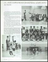 1981 John Muir High School Yearbook Page 182 & 183