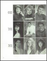 1992 Keokuk High School Yearbook Page 16 & 17