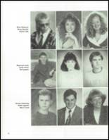 1992 Keokuk High School Yearbook Page 18 & 19