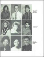 1992 Keokuk High School Yearbook Page 22 & 23