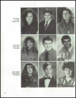1992 Keokuk High School Yearbook Page 24 & 25