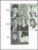 1992 Keokuk High School Yearbook Page 26 & 27