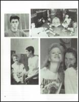 1992 Keokuk High School Yearbook Page 28 & 29